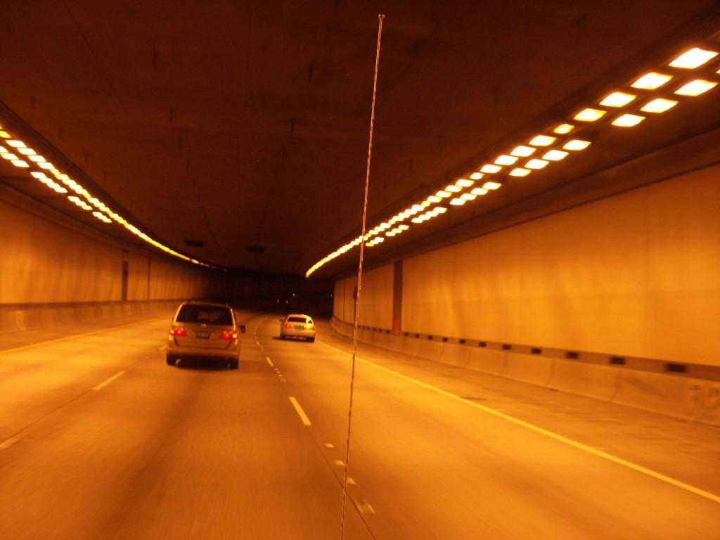 Autobahntunnel