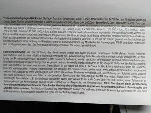 Faber GlГјcksrad